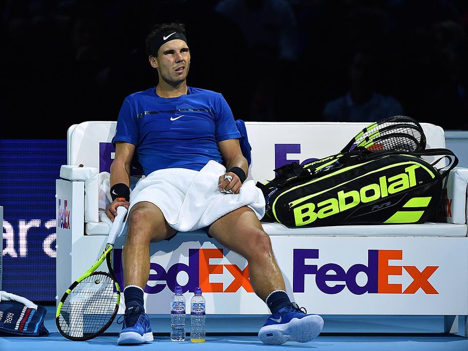 """Rafa Nadal: """"Hay demasiados lesionados en el tour de la ATP"""""""