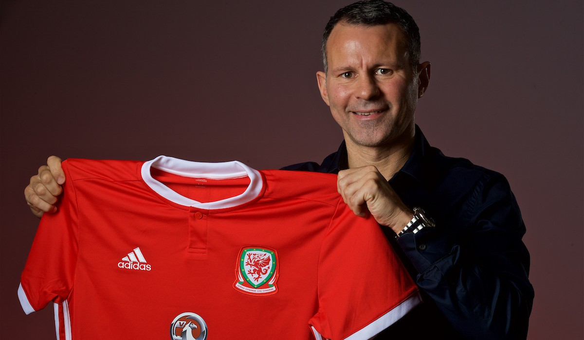 Ryan Giggs es el nuevo seleccionador de Gales