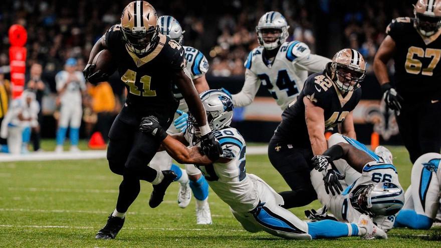 Los Saints dejan fuera de los playoffs a los Panthers