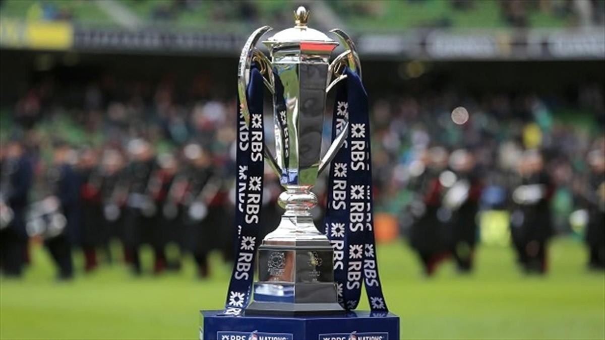 Calendario y horarios del torneo de rugby Seis Naciones 2018