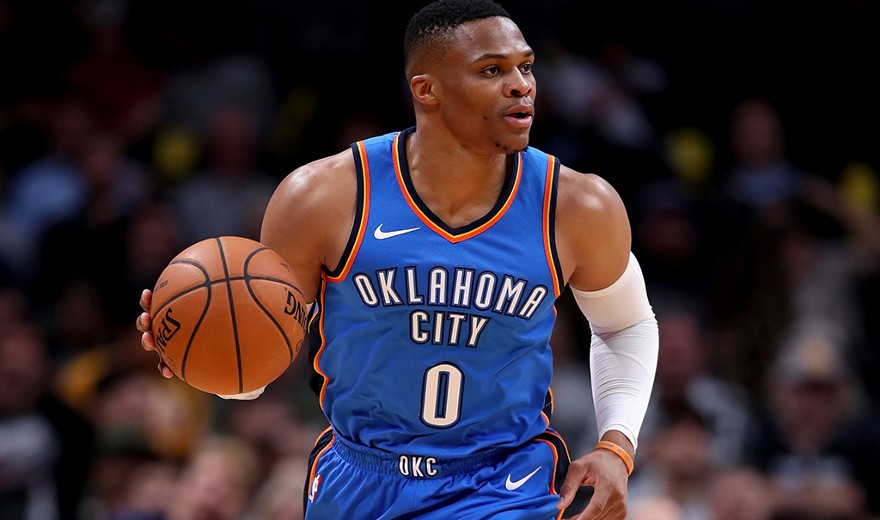 NBA: Westbrook, Mister Triple Doble y ¿MVP?