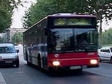 Autobús TMB Barcelona