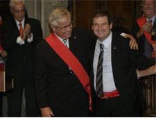Jordi Hereu, nuevo alcalde de Barcelona