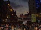 5.000 personas se manifestaron ayer por una vivienda digna