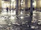 Los Hooligans la lian en Barcelona