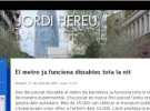 El videoblog de Jordi Hereu