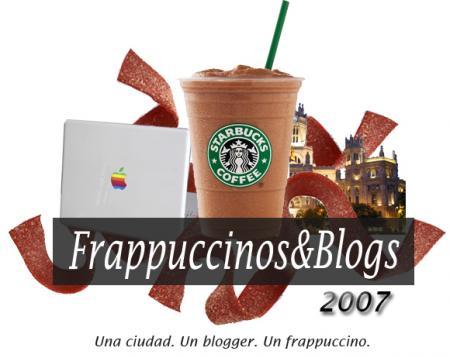 Frappuccinos & Blogs Barcelona 2007