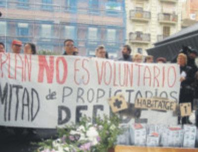 Segunda inaguración del mercado de la Barceloneta