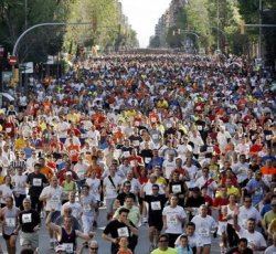 La cursa bate récord de participación