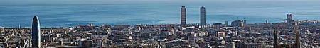 Panoramicas diarias de Barcelona