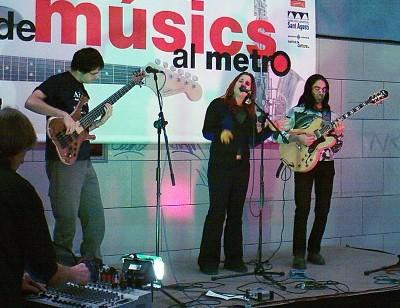 Casting para tocar en el Metro de Barcelona