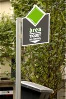El aparcamiento en el área verde y gran parte del azul serán gratuitos en agosto