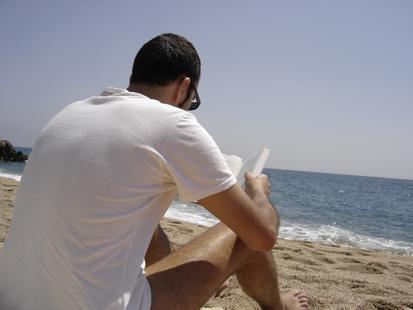 Las biblioplayas de verano