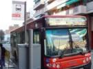 Comienza la huelga de autobuses en Barcelona