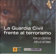 Guardia Civil y terrorismo