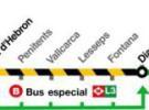Obras en la línea 3 de Metro