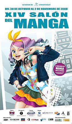 XIV Salón del Manga en Barcelona