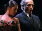 Sara Baras y Josep Carreras en el Festival Mil.leni