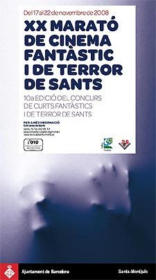 XX Maratón de Cine Fantástico y de Terror de Sants
