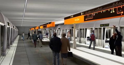 Inauguración de la L9 y L10 del metro