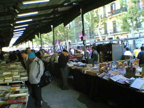 El Mercado Dominical del Libro ya tiene nueva ubicación