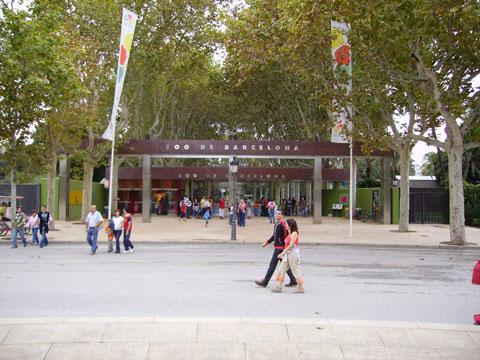 Puerta del Zoo