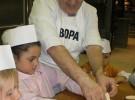Plan con niños: Taller de pan en Barcelona