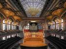 El Palau de la Música ofrece visitas guiadas especiales en Agosto