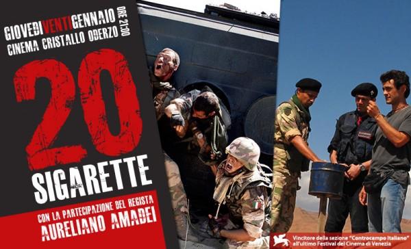 La película 20 Sigarrete se estrena en Barcelona