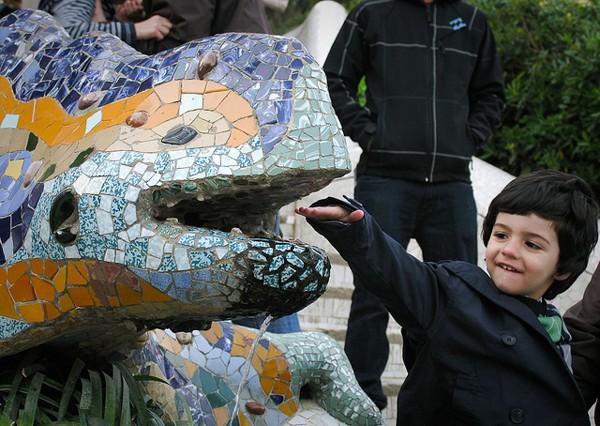 Actividades infantiles para este puente en Barcelona