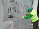 Barcelona invertirá 8 millones de euros en limpiar grafitis en 2 años
