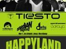 El Festival Happyland Music llegará a Barcelona en Julio