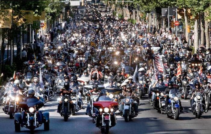 Bcn Harley Days