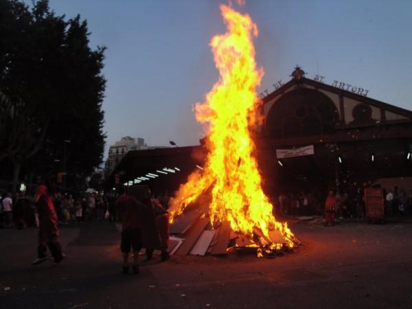 Verbena de Sant Joan 2012