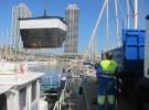 Disminuye la contaminación y mejora la calidad de las aguas en las playas de Barcelona
