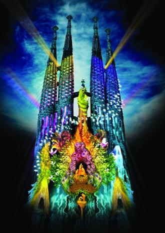 La Sagrada Familia y la tradición, otros de los referentes en La Mercè 2012