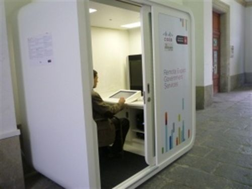 barcelona primera ciudad europea con oficina virtual de