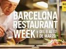 Barcelona Restaurant Week, comer bien a un buen precio