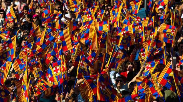Afición Barça