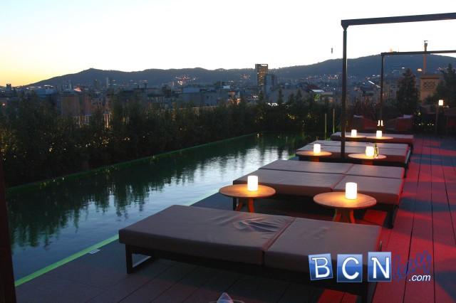 Terrazas de hoteles en barcelona i - Terrazas de barcelona ...