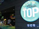 Inauguración de la terraza The Top, en Gallery Hotel