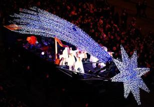Vive la Cabalgata de Reyes 2015 en Barcelona