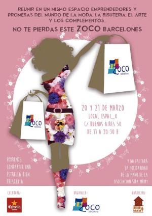 Zoco Barcelona cartel