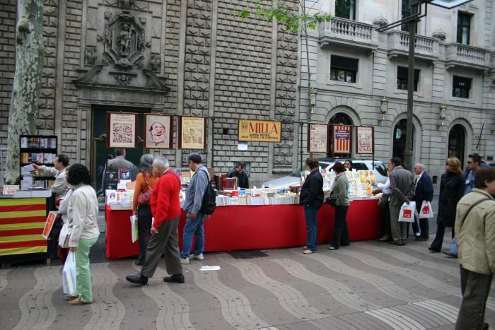 Diada Sant Jordi