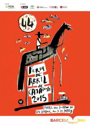 Feria Abril Barcelona 2015