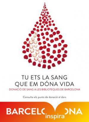 Sant Jordi donar sangre