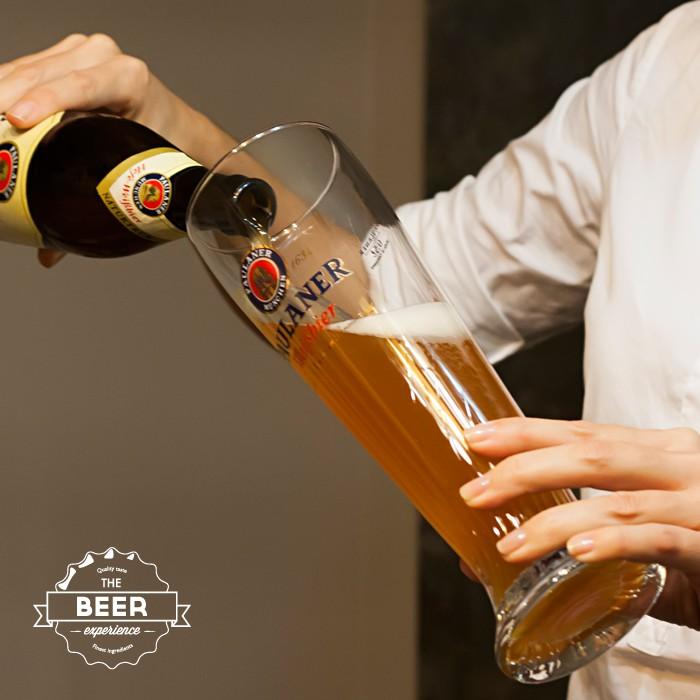The Beer Experience Tirada