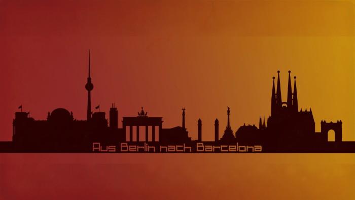 Barcelona vs Berlín: ¿Qué ciudad ganaría?