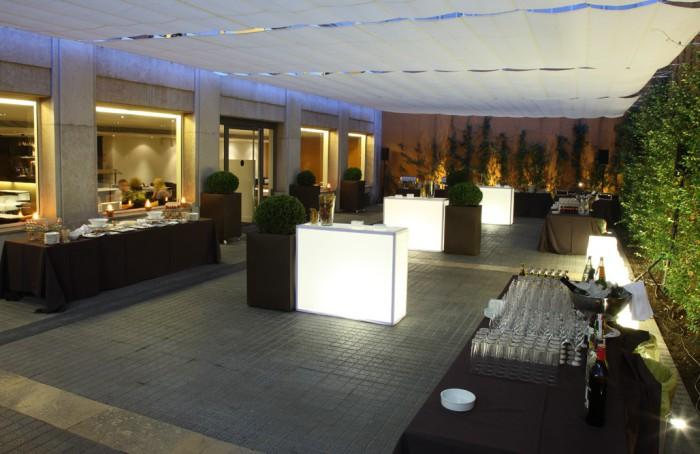 El Café de El Gallery