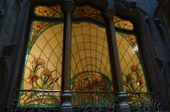 Visita guiada a la Casa Felip, una de las joyas modernistas de Barcelona